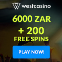 New Online Casino - West Casino - South African and Canadian Players accepted