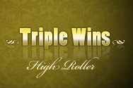 Triple Wins Jackpot Scratch Card